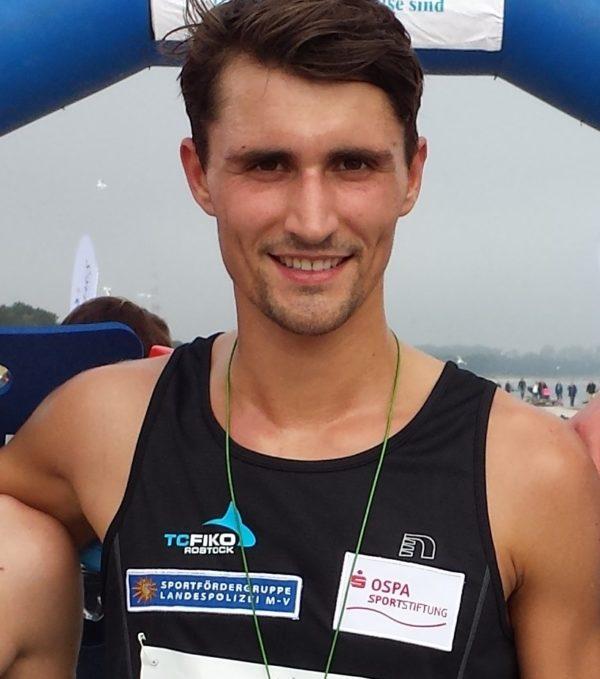 Erster Wettkampf nach Marathonsieg - Tom Gröschel bester Deutscher beim Oelder Citylauf
