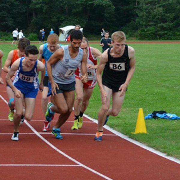 Malte Propp pulverisiert die nächste Bestzeit - 14:35 min über 5000m in Karlsruhe